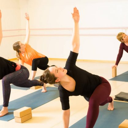 Vinyasa Power Yoga