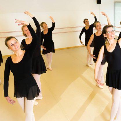 Neue Ballett-Stunde am Vormittag!