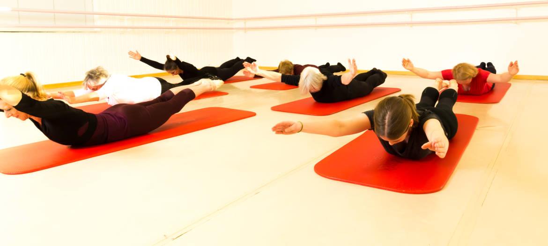 Pilates-Gym