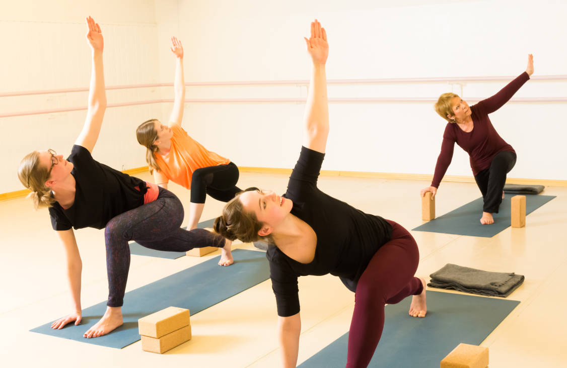 Vinyasa Power Yoga
