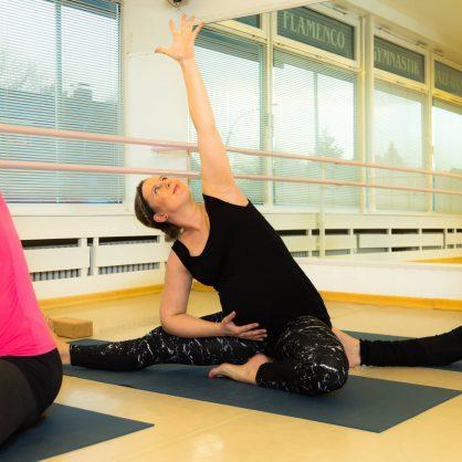 Heute 16.2. kein Schwangeren Yoga