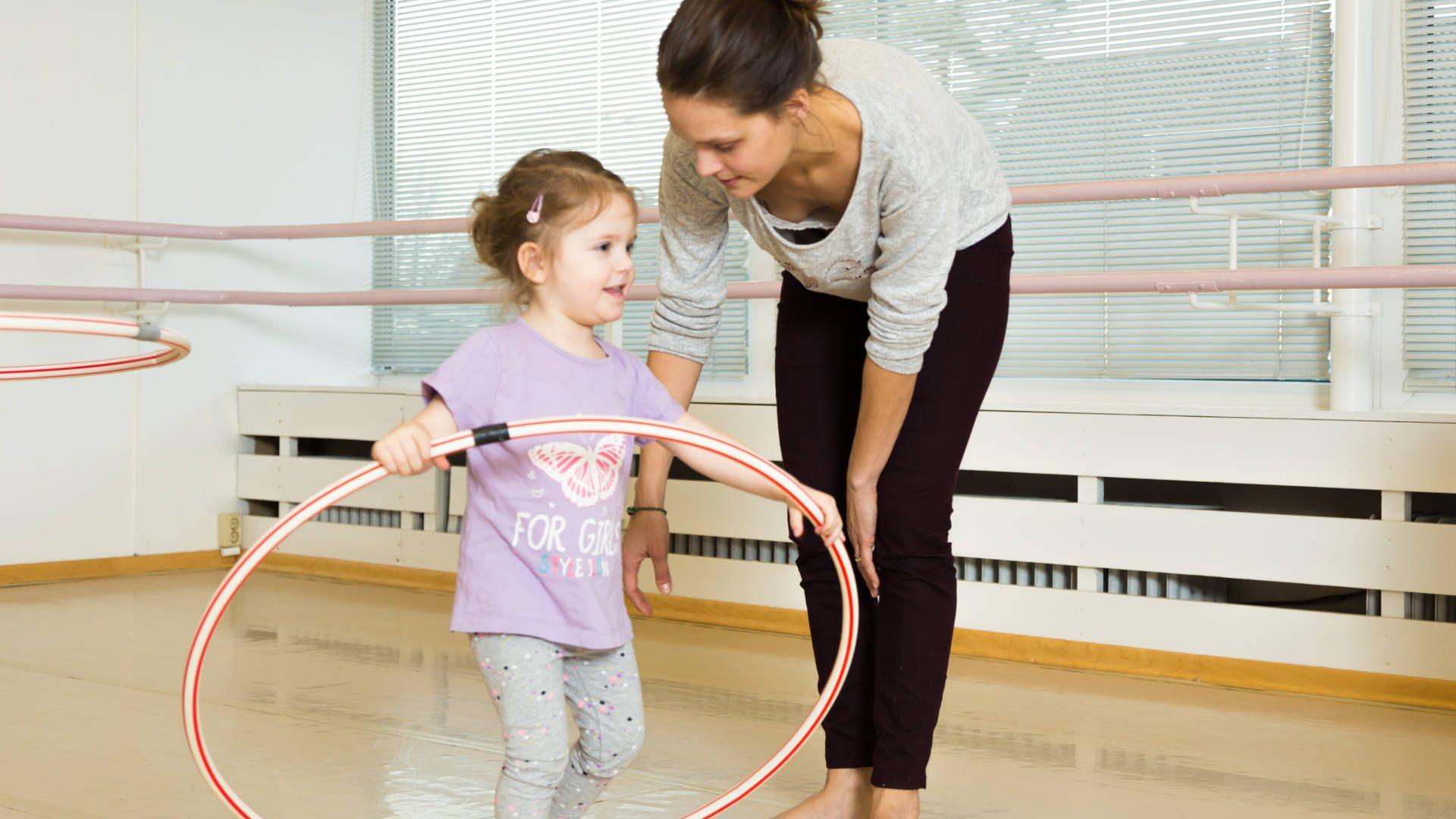 Mini-Tänzer 1.5-3 Jahre