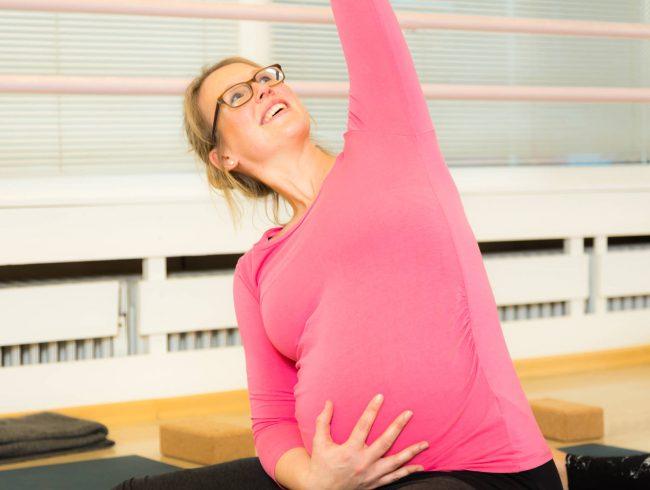 Yoga für Schwangere – Neuer Kurs ab 25.6.