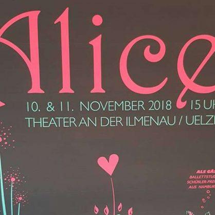 SchuePreu-Tänzer on tour...