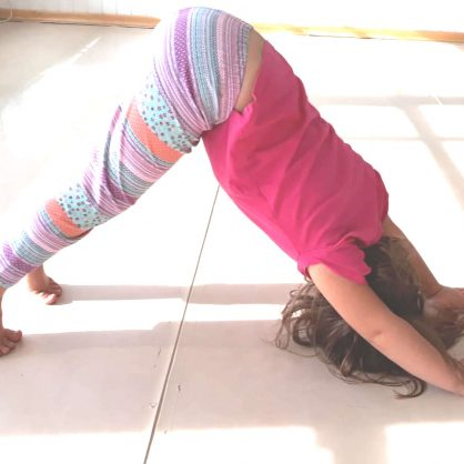 Yoga für Kinder & Teens