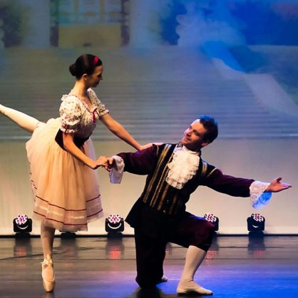 Tanz im Elbe-Kino am 16.2.